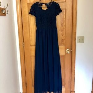 Lulus special occasion dress